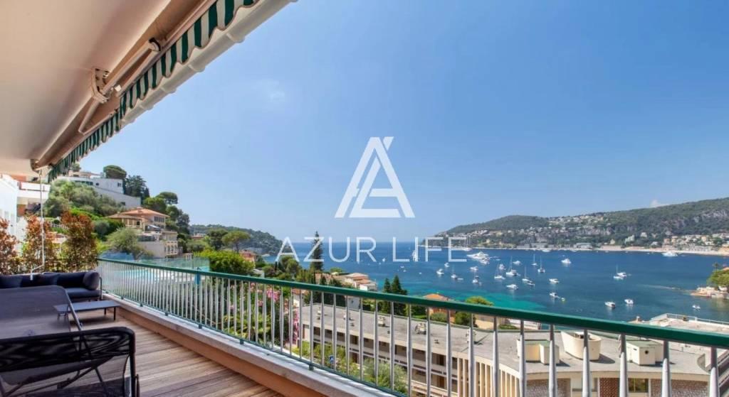 4х комнатная квартира с панорамным видом на море