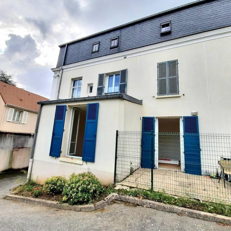 Appartement 3 pièces - Centre-ville Rambouillet
