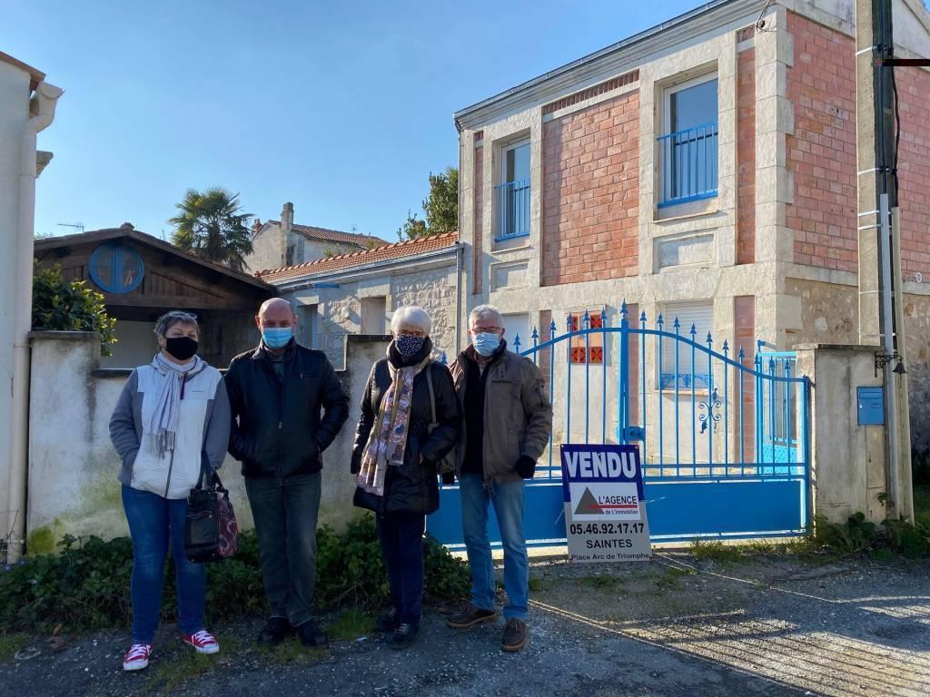 72m² - 1Chambre & Bureau - Cour