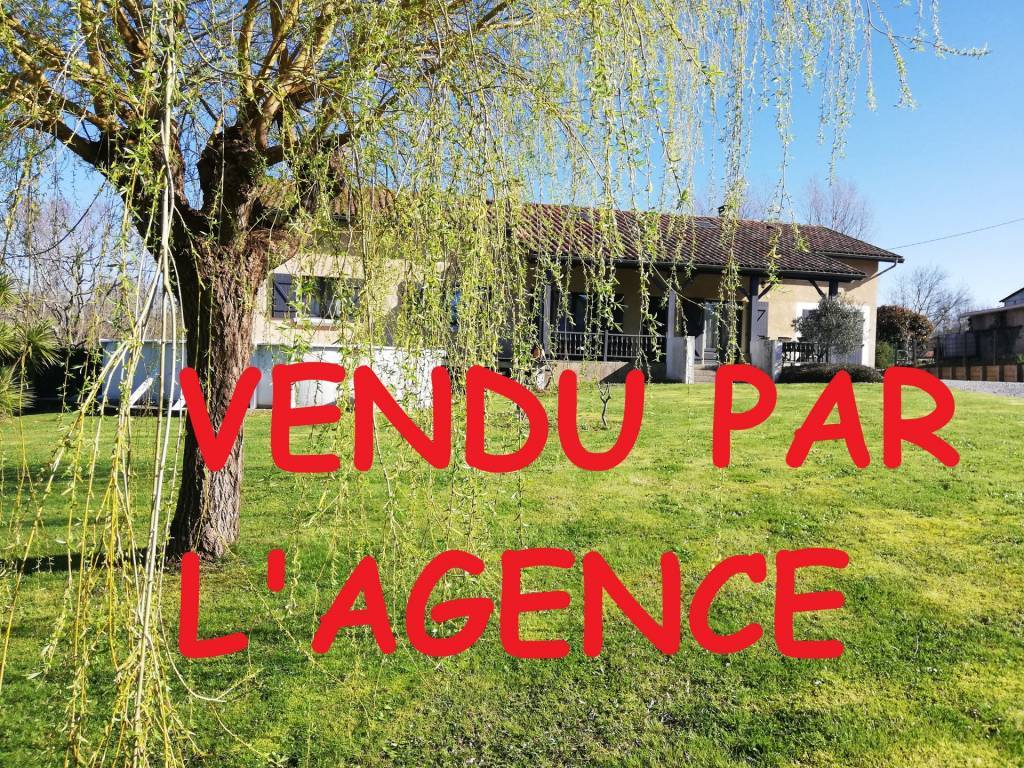 Villa contemporaine T5 jardin