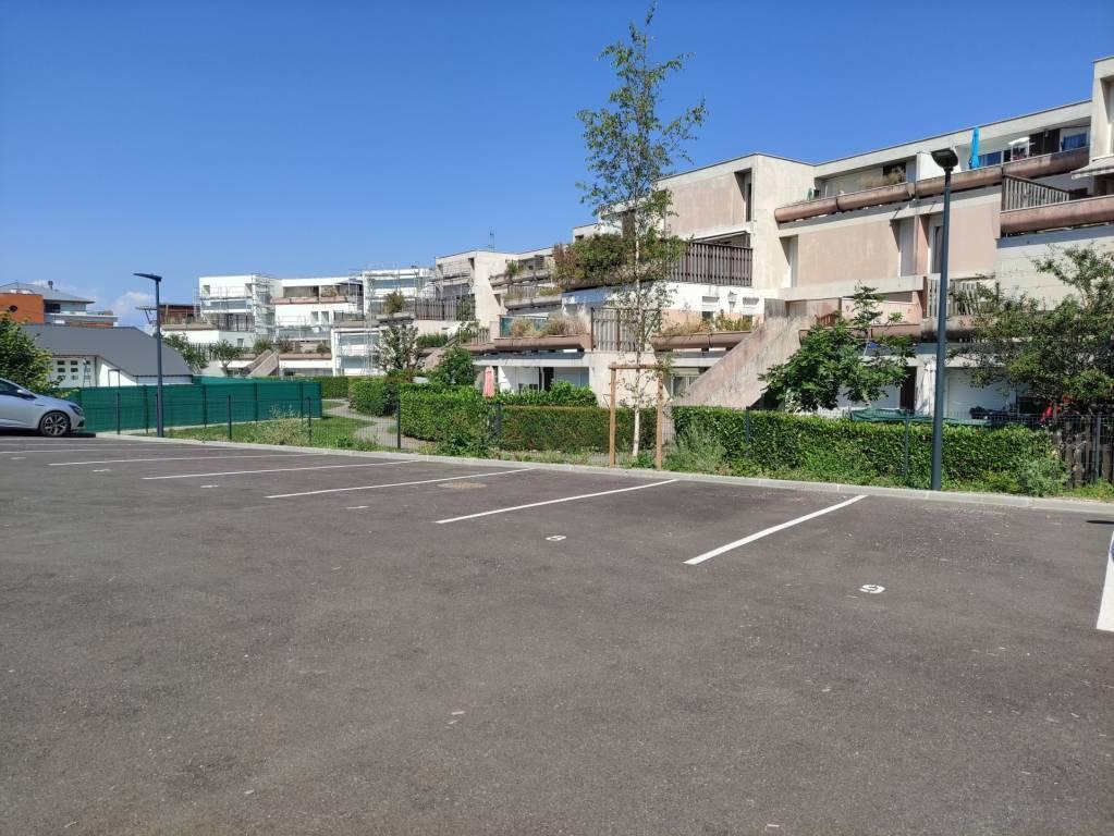 Place de parking privative