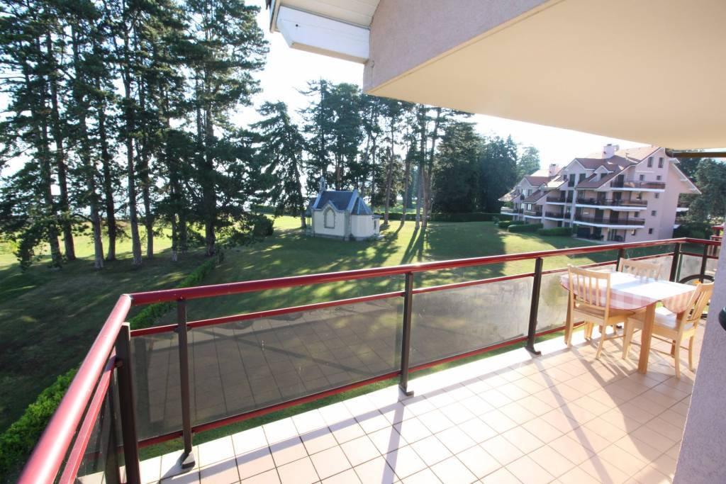 Appartement T3 amphion avec vue lac