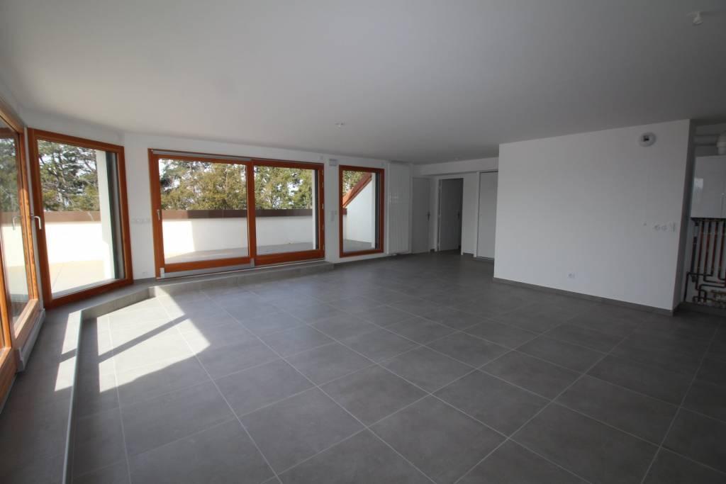 Appartement 4 pièces en attique