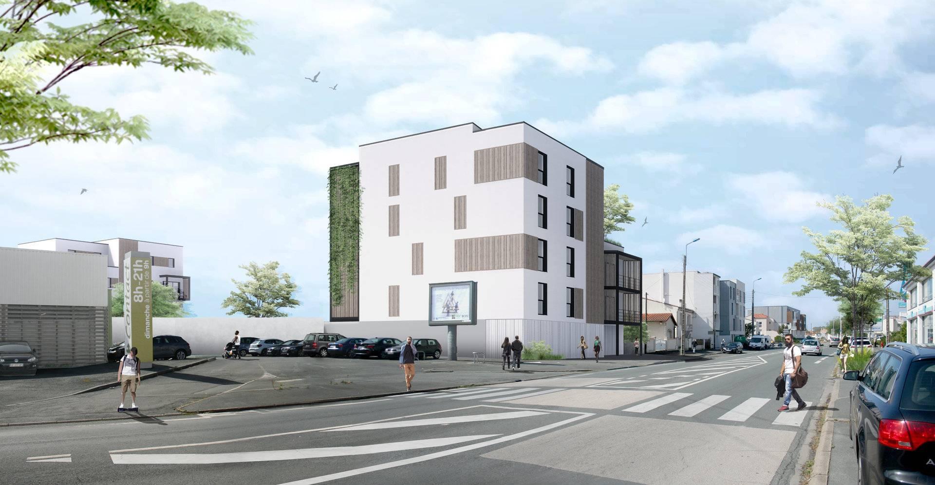 Programme Appartement La Rochelle