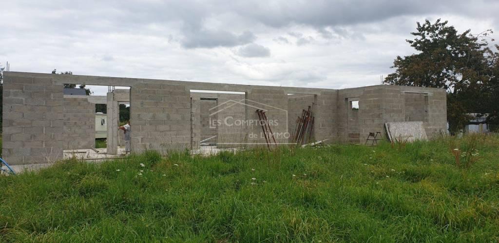 Rieux, Maison à finir de construire