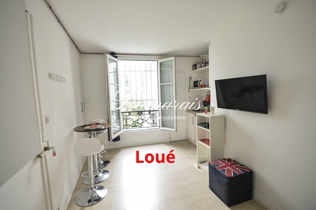 Location Appartement Paris 4ème Saint-Gervais