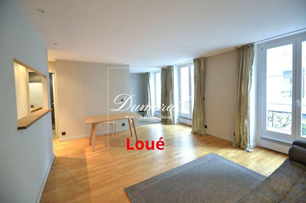 75004 Paris  - Location  Appartement Standing