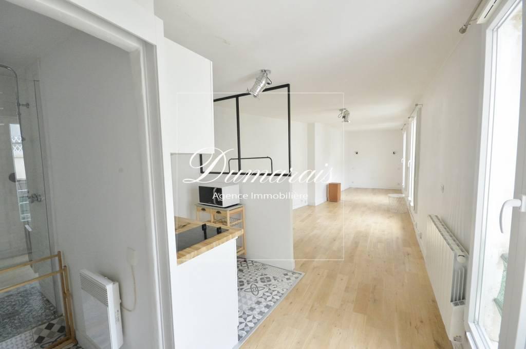 75004 Paris   Appartement 1 pièce  plein sud