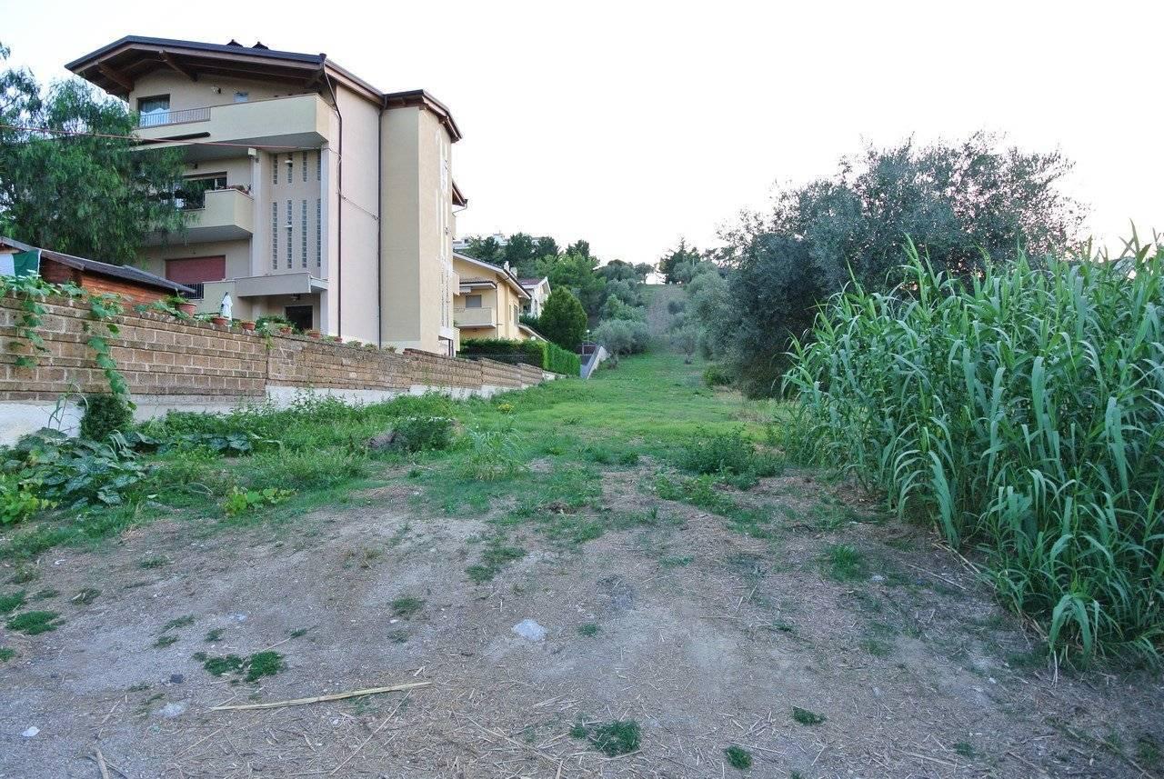 Sale Not constructible land Montesilvano