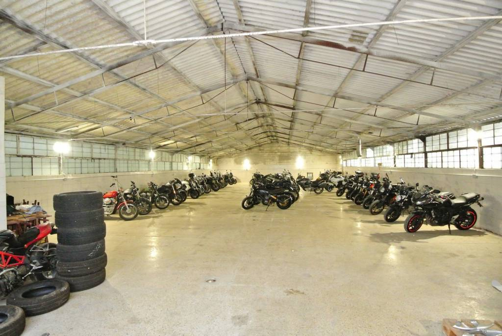 Rental Warehouse Montesilvano