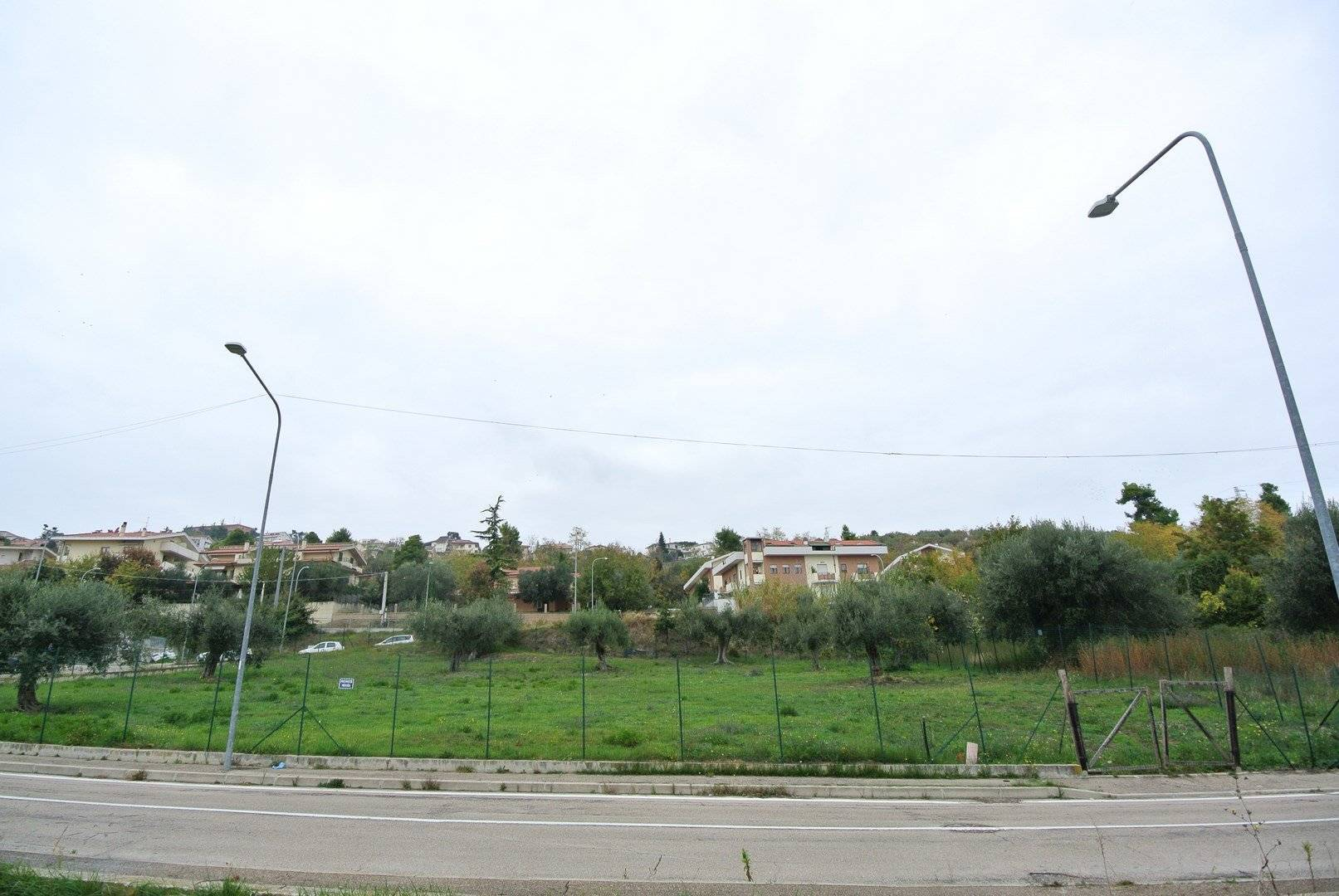 Vendita Terreno edificabile Città Sant'Angelo