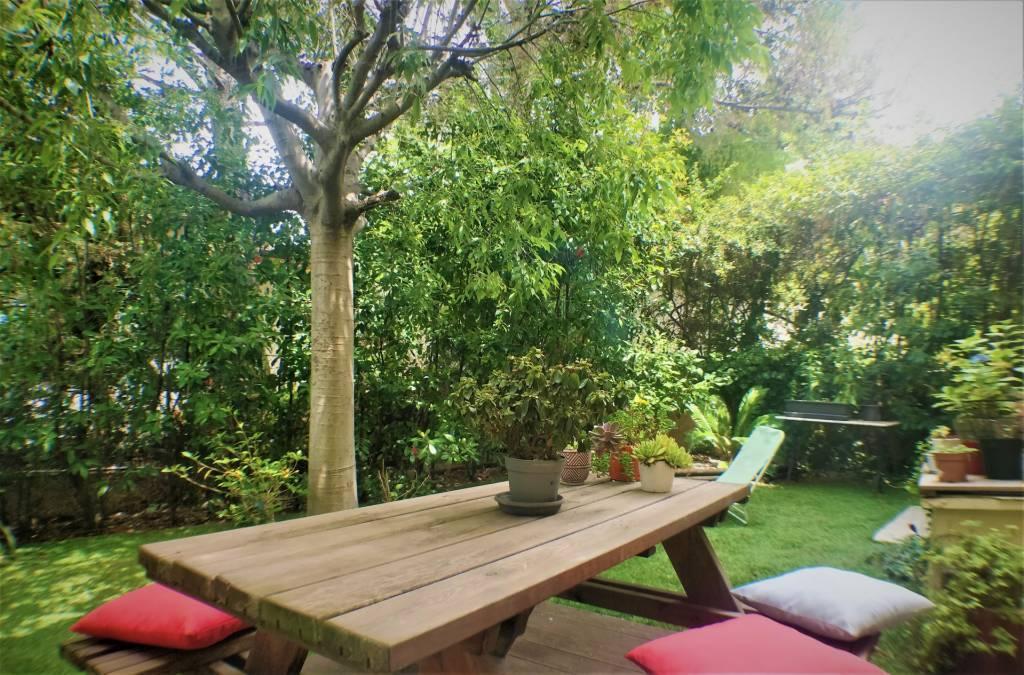 2P rez de jardin CIMIEZ/BRANCOLAR - SOUS OFFRE