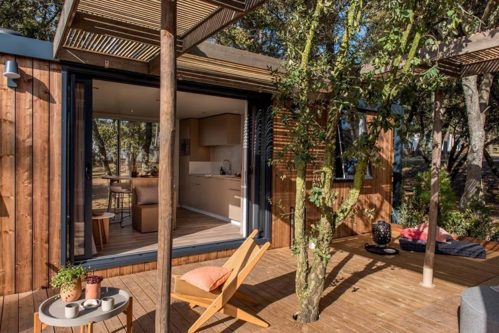 Lodge 3 chambres