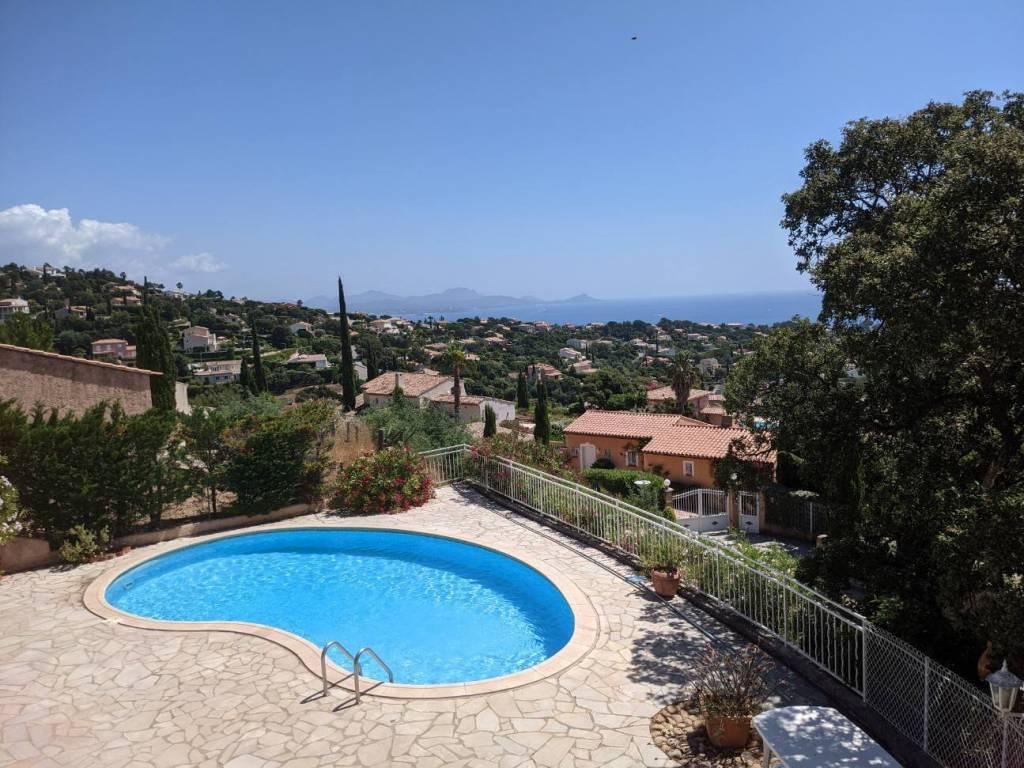 Villa Vue Mer Piscine
