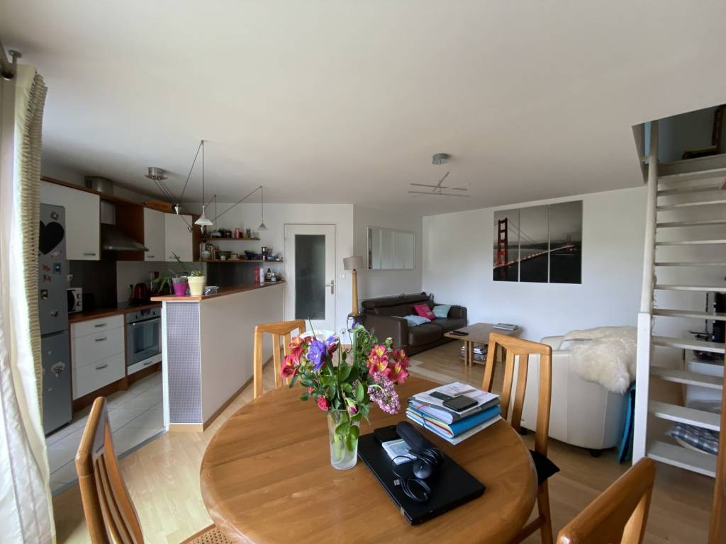 DEJA SOUS OFFRE D'ACHAT ! Appartement duplex T3 - 72 m² - Saint-Sébastien-Sur-Loire