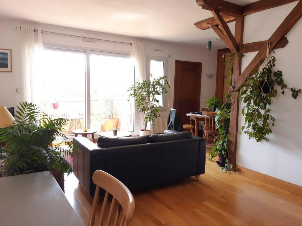 Appartement meublé T2 - 53m² - Saint-Sébastien-Sur-Loire