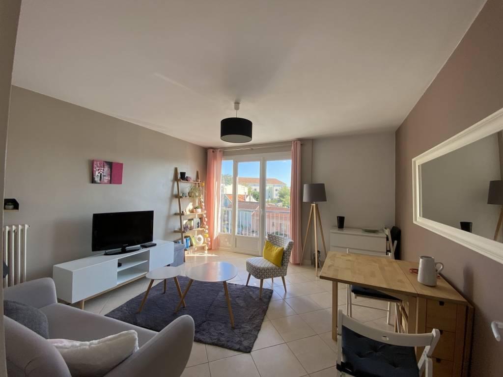 Sous offre d'achat : Appartement T3 – 60m² - Quartier Blordière