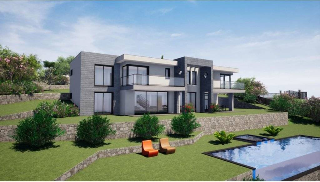 Villa contemporaine 300m²  OPIO