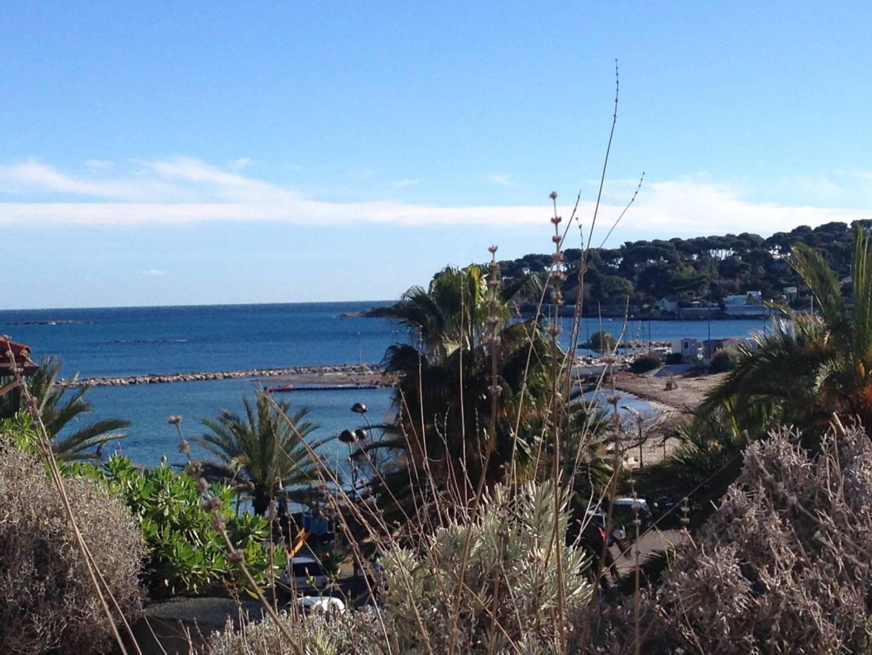 Location saisonnière Penthouse Antibes