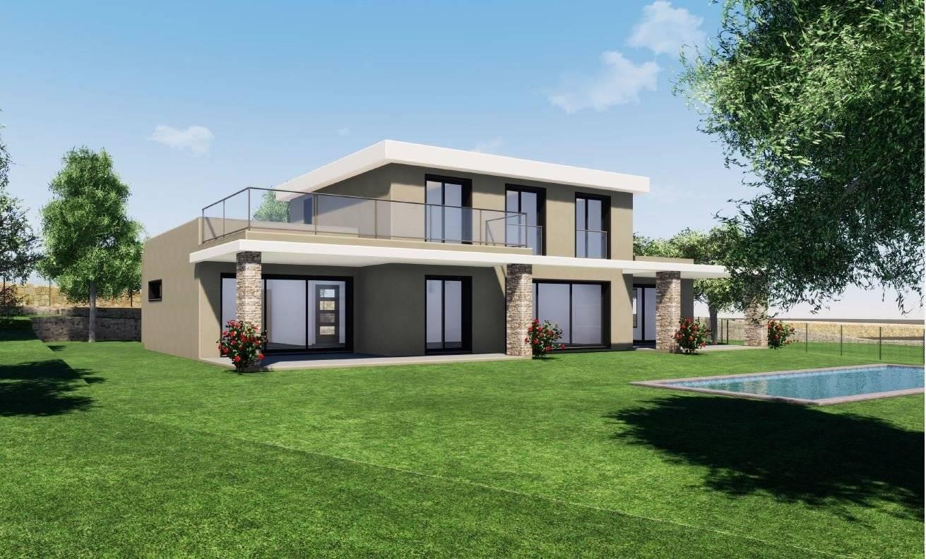 Construcción Villa Opio