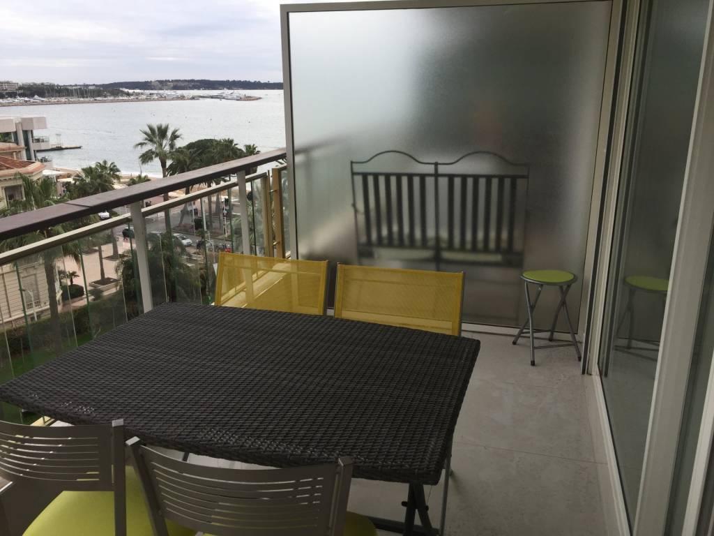 Cannes Croisette sea view