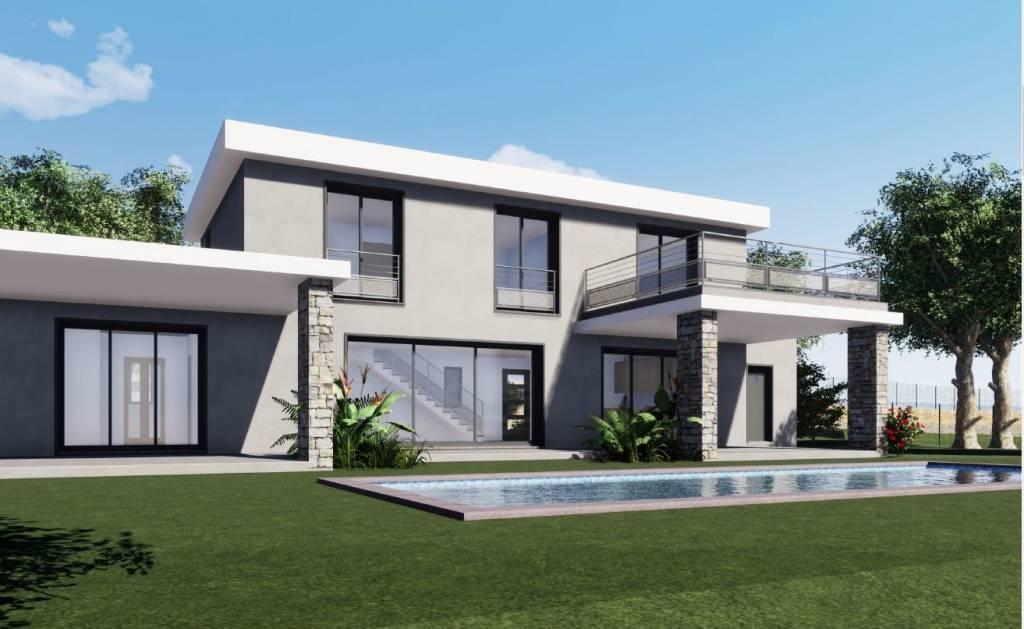 New villa close to Opio