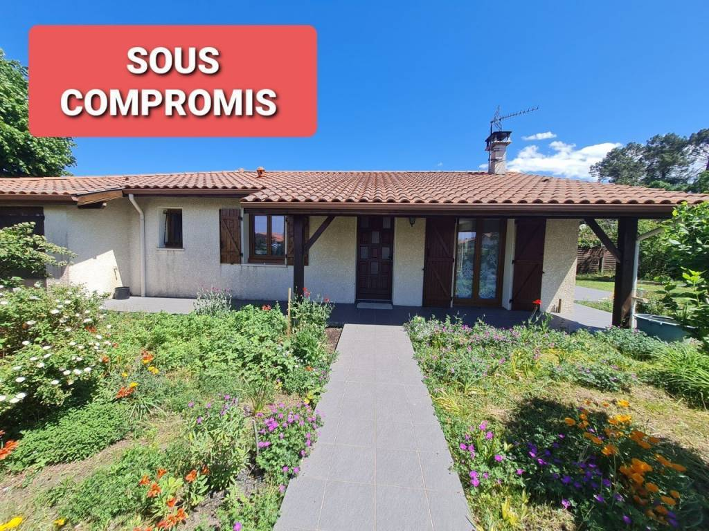 À acheter 390000 EUR à Bénesse-Maremne : maison de plain pied