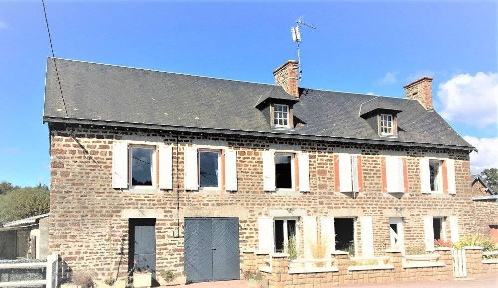 Vente Maison Saint-Planchers