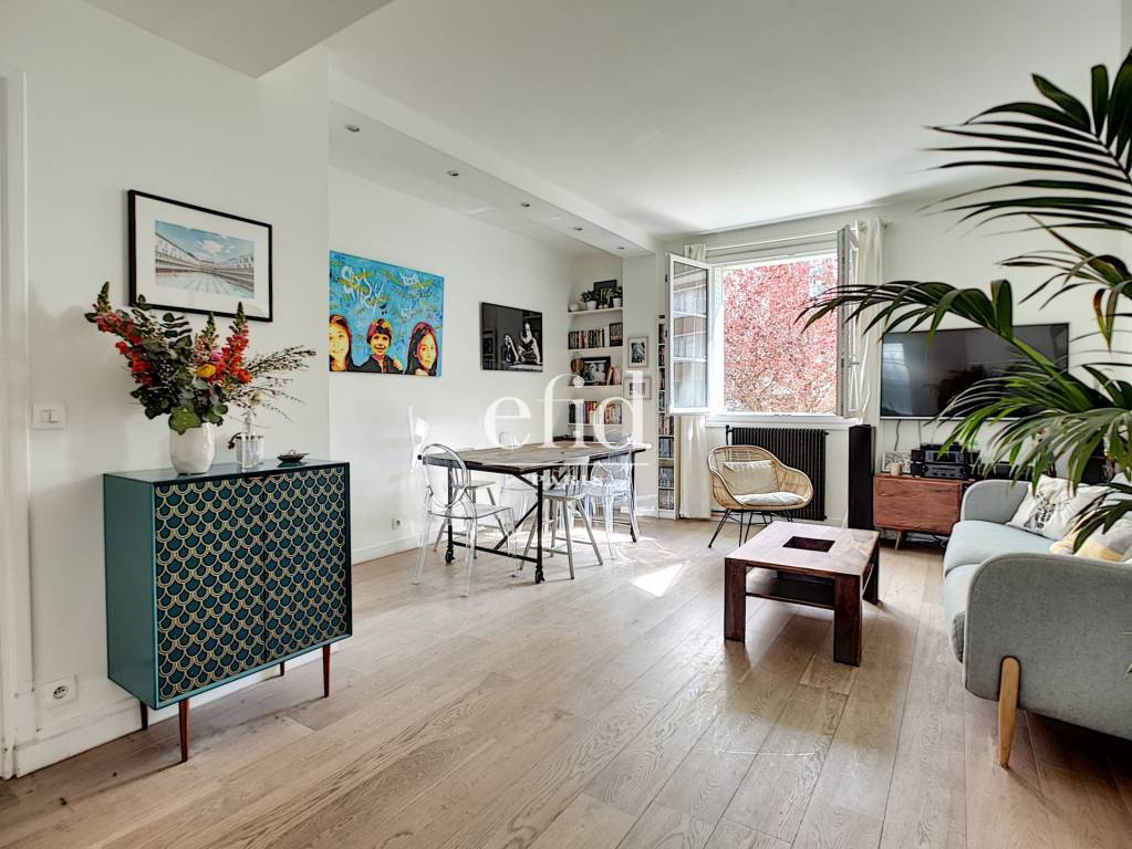 Appartement familial - Boulogne Nord