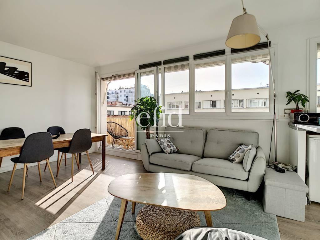 Appartement 3 chambres - Boulogne nord - métro Jean Jaurès