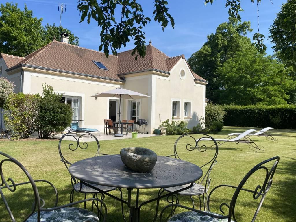 Magnifique Maison d'Architecte à Seine Port