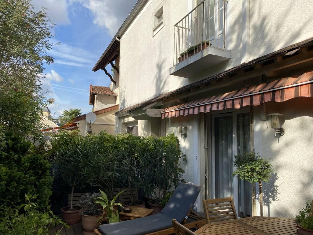 Charmante maison de ville à Soisy sur Seine