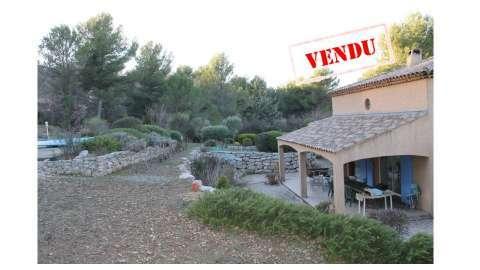 Vente Villa Mimet