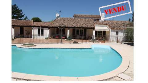 Vente Villa Simiane-Collongue