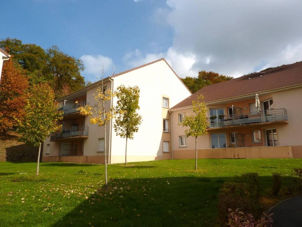 BAVANS appartement T2 neuf avec balcon et parking