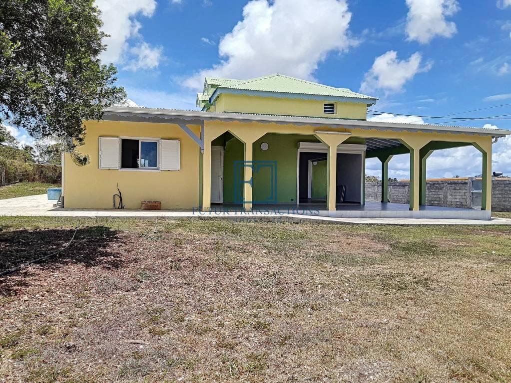 Villa rénovée 157 m2 Saint François