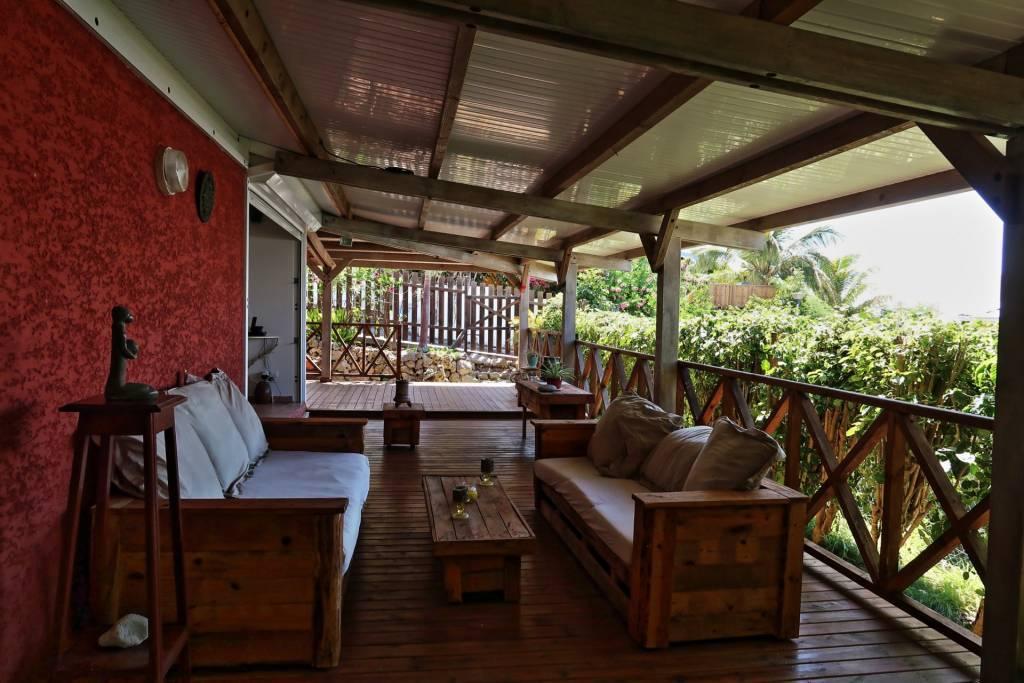 Villa T5 secteur résidentiel proche plage