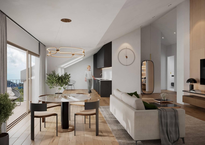 Vente Penthouse Ettelbruck