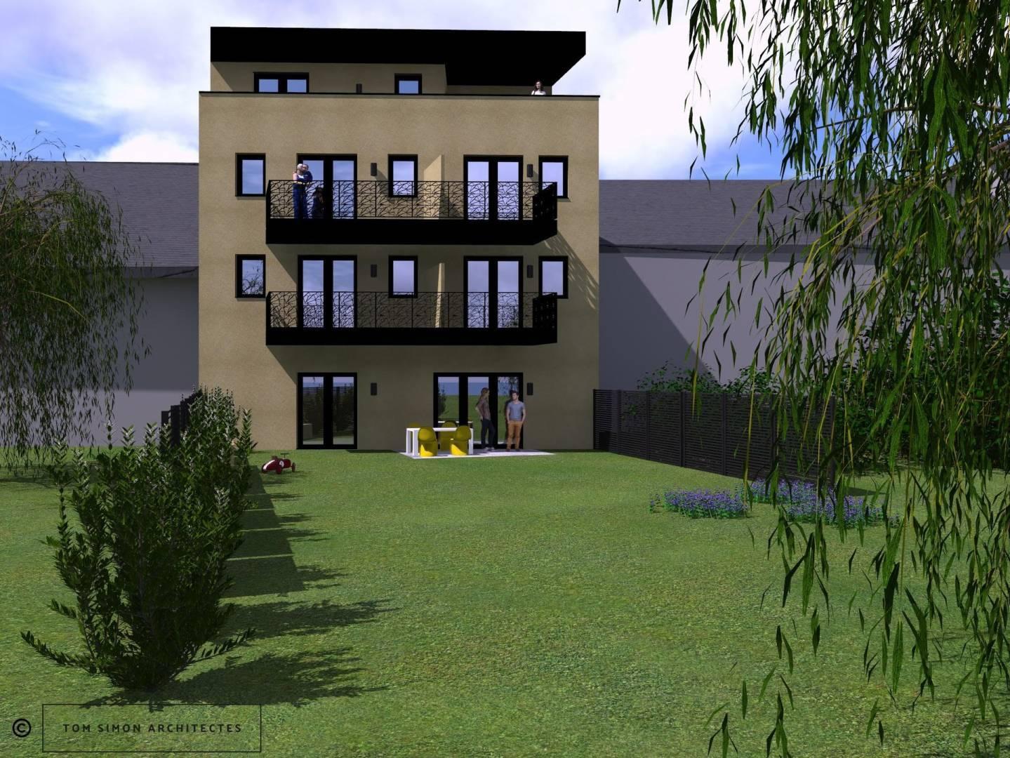 Sale Penthouse Mamer