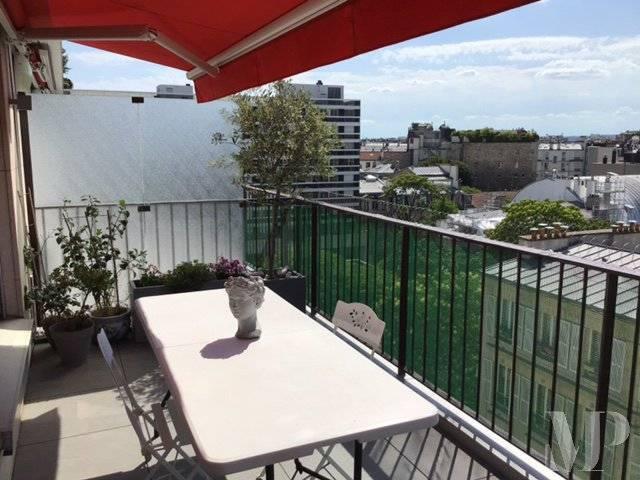 Paris 16ème -  Bel appartement avec terrasse - Victor Hugo