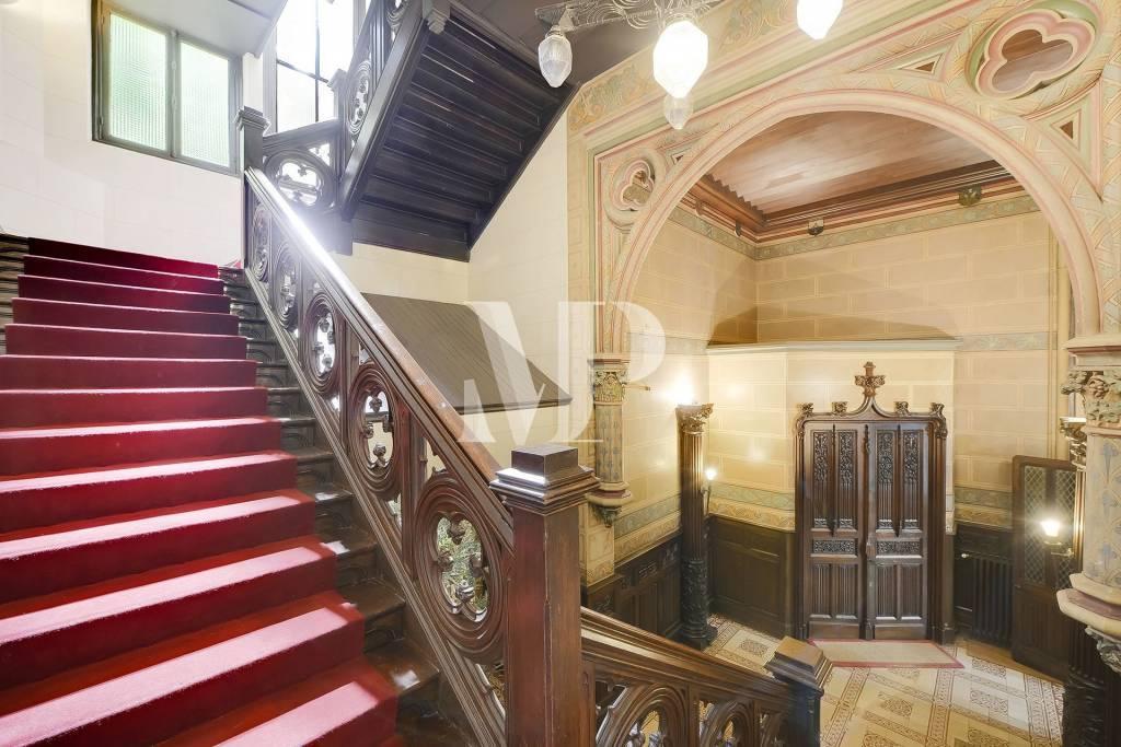 2 appartements d'exeptiion  Paris 17ème à vendre  dans un somptueux  hôtel particulier