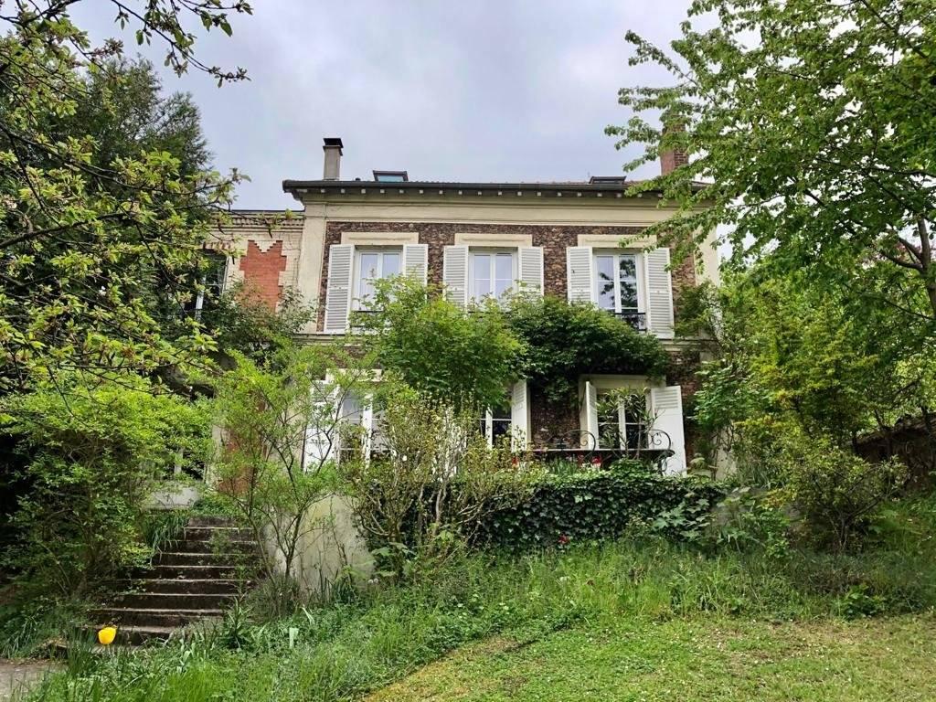Jolie Maison Meulière fin XIXème  Saint Cloud
