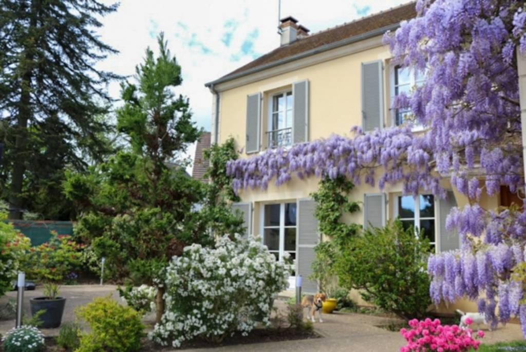 Maison contemporaine 280m2 - 6 chambres - Quartiers des Gressets - La Celle St Cloud