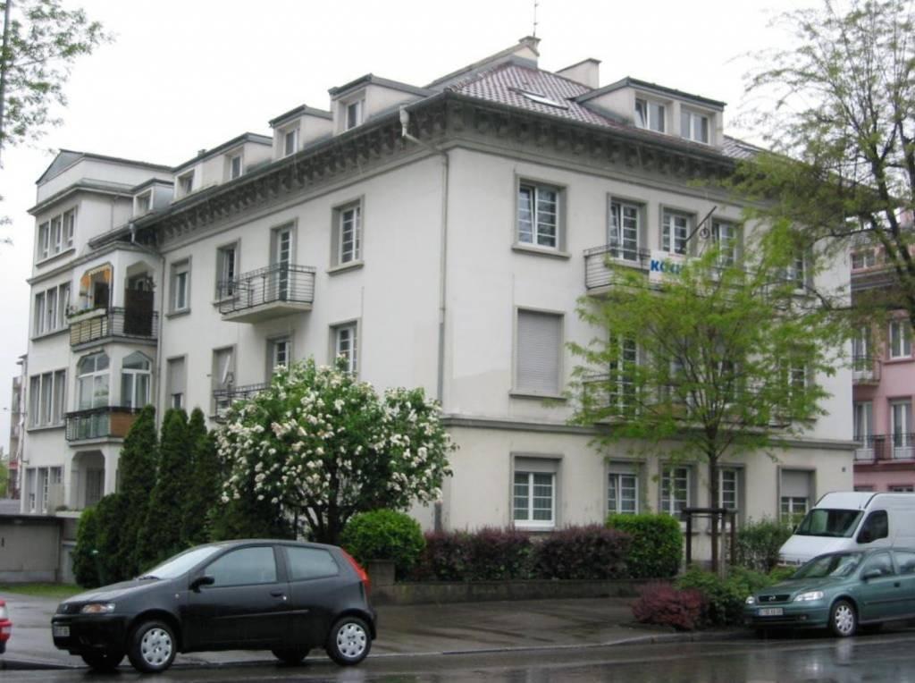 Appartement 3 pièces - rez-de-chaussée