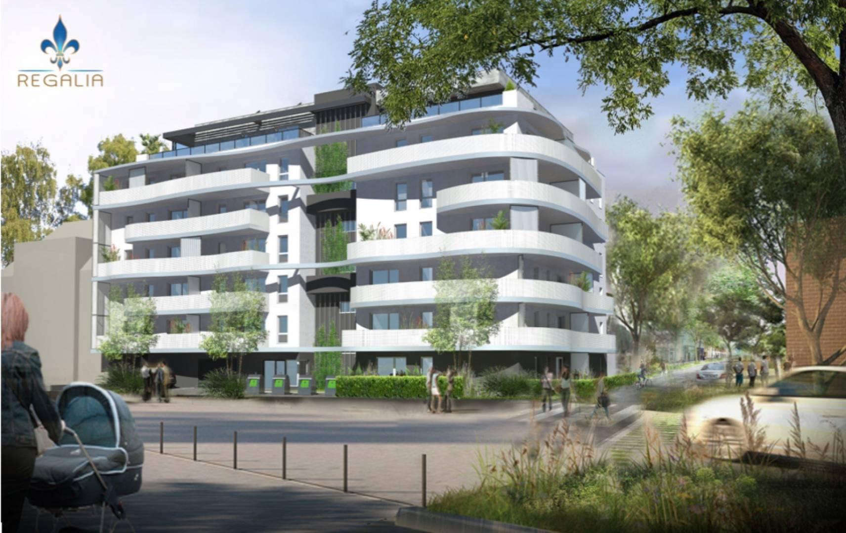 Programme Appartement Saint-Louis