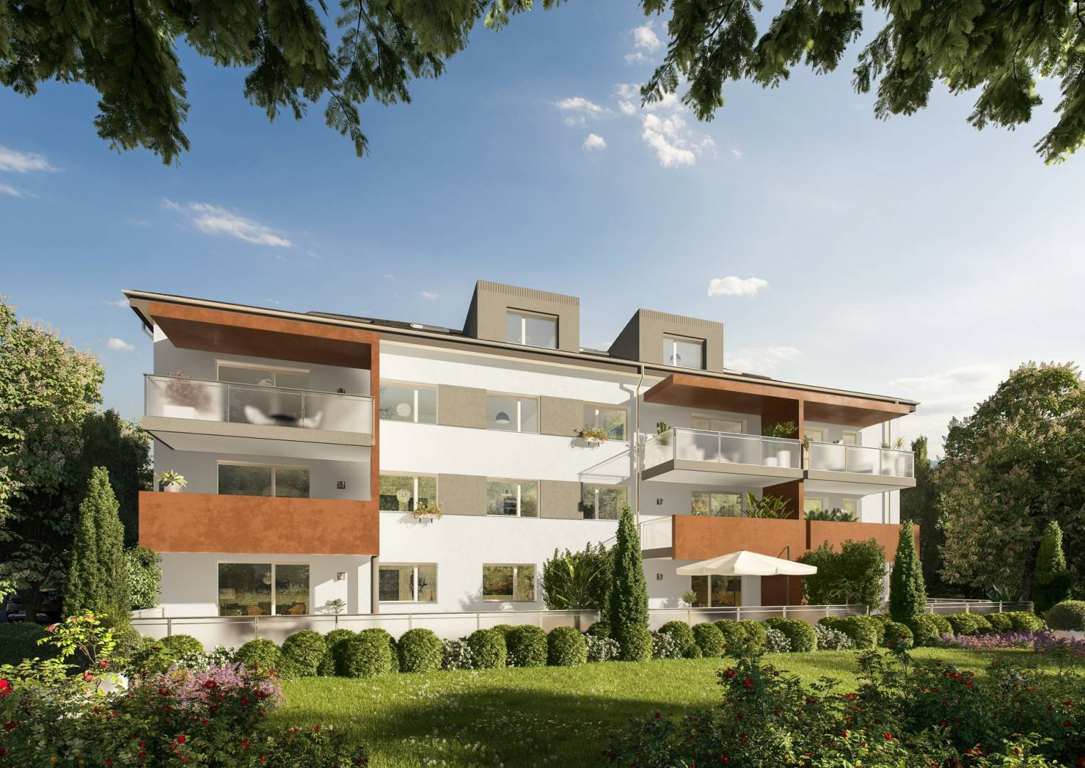 Development Apartment Rosenau
