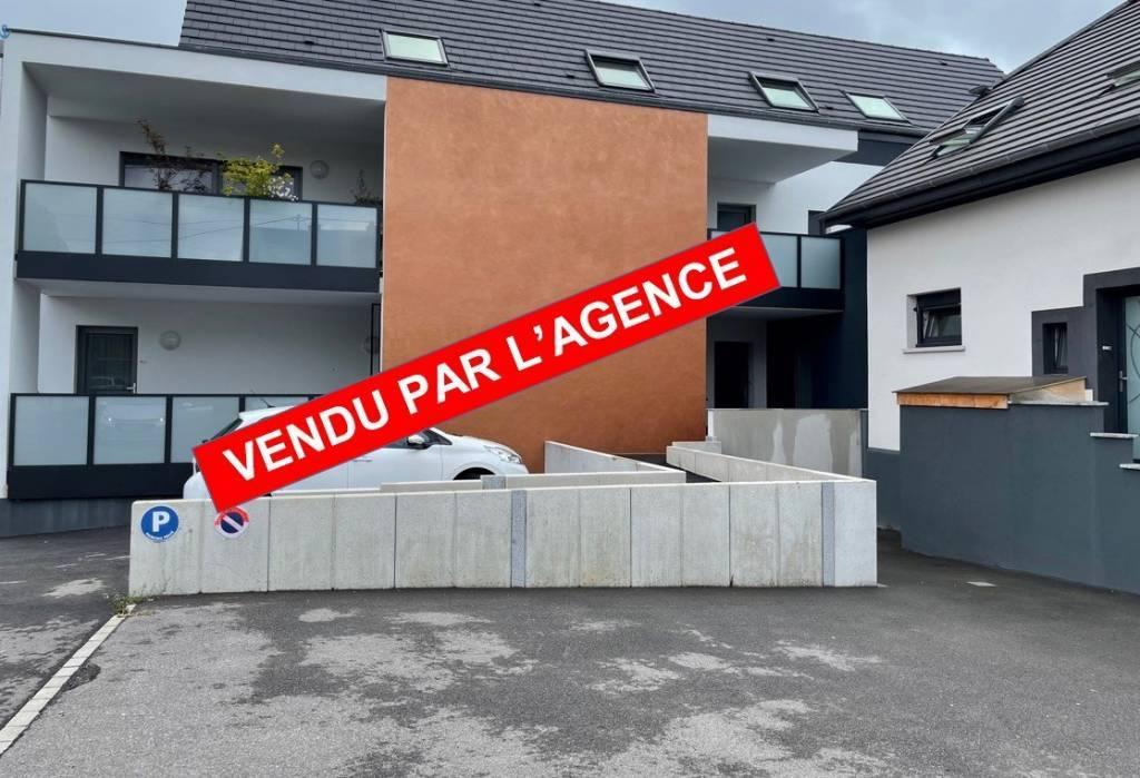 Sale Apartment Blotzheim