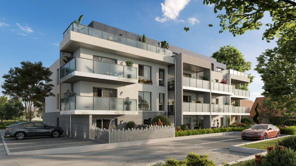 Development Apartment Kembs