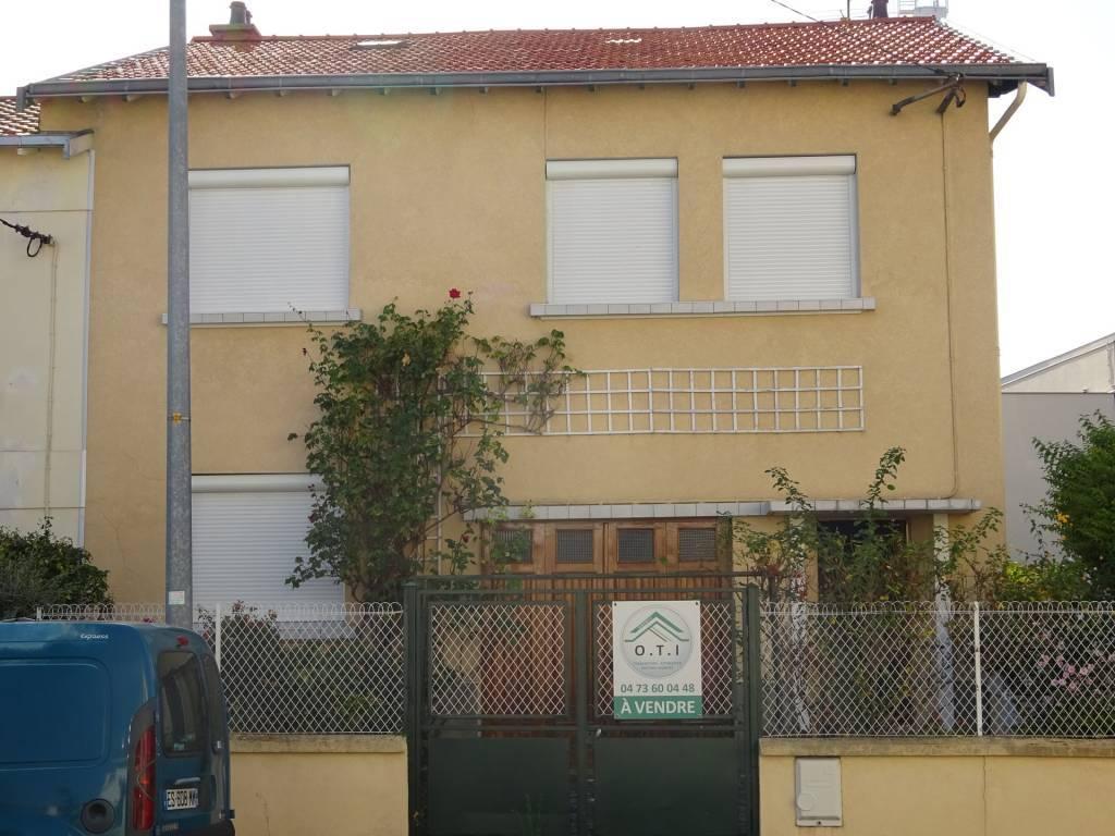 Maison de ville à rénover Clermont-Fd
