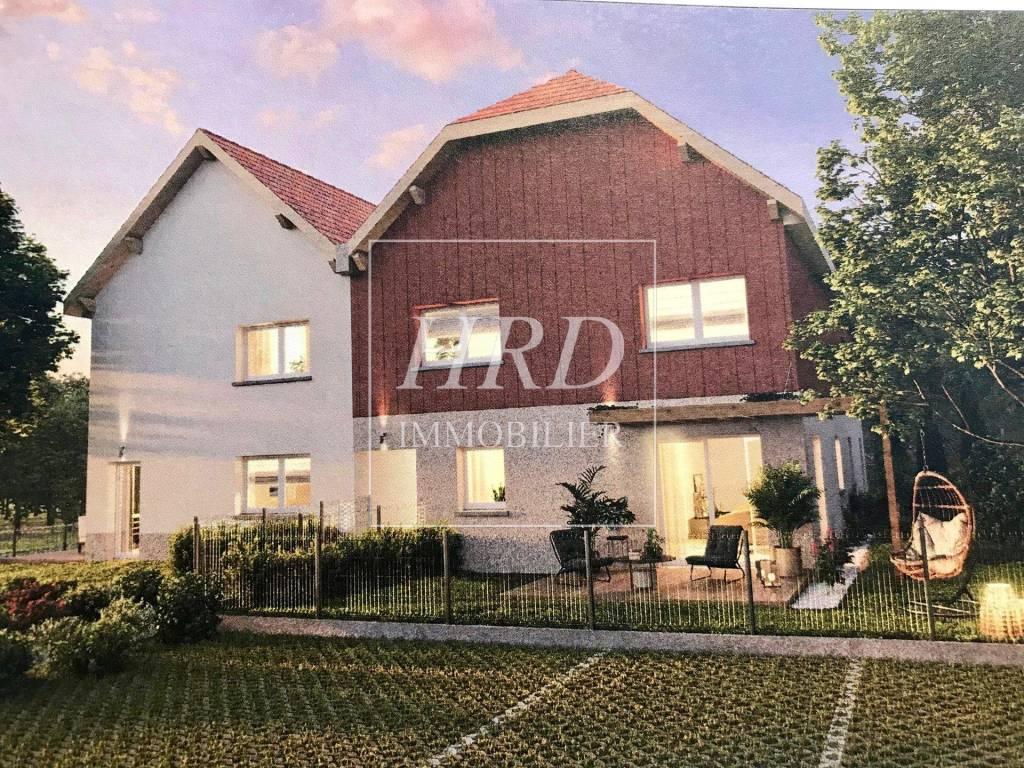Vente Appartement Scharrachbergheim-Irmstett